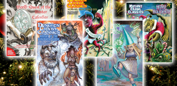 Select Your Holiday Adventure Module Now!