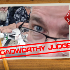 Roadworthy: Judge John Hammersly