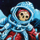 Cover Art For Doom On The Warden!
