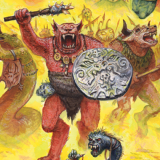 """Announcing """"Return to the Starless Sea,"""" Our 2020 Gen Con DCC Team Tournament!"""