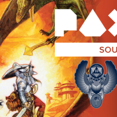 Visit Us At SCARAB And PAX South This Weekend!