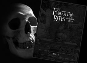 Support The Forgotten Rites DCC Kickstarter!