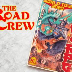 Want Free DCC Swag? Join The Road Crew!