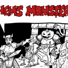 Back the DCC Kickstarter for Them's Monsters!