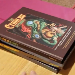 Cthulhu Alphabet Unboxing Video by Jon Hook