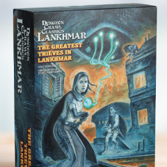 Kickstarter Now Live For Greatest Thieves In Lankhmar!
