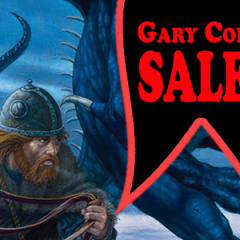 Our Gary Con Sale!