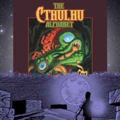 New In The Online Store: The Cthulhu Alphabet!