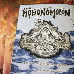 Hobonomicon #2 Available Now Directly From Doug Kovacs!