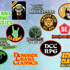 DCC Logos and Road Crew Art for Online Games!