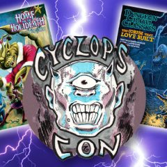 Watch Cyclops Con Live on Twitch Tonight!