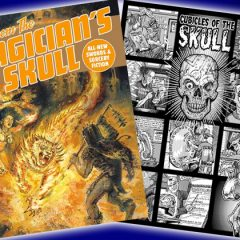 New in the Online Store: Tales From The Magician's Skull #4!