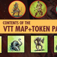 Preview Our First VTT Release!