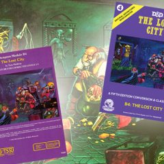 Designer's Notes: Exploring the Lost City