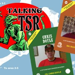 """TALKING TSR"" Debuts Tonight On The Goodman Games Twitch Channel"