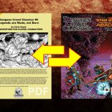 Every Dungeon Crawl Classic Release In Order – UPDATED