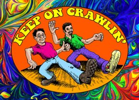 Keep Crawlin' With Mike and Brendan Returns to Twitch Tonight!