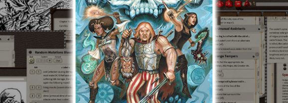 DCC RPG Annual Now On Fantasy Grounds