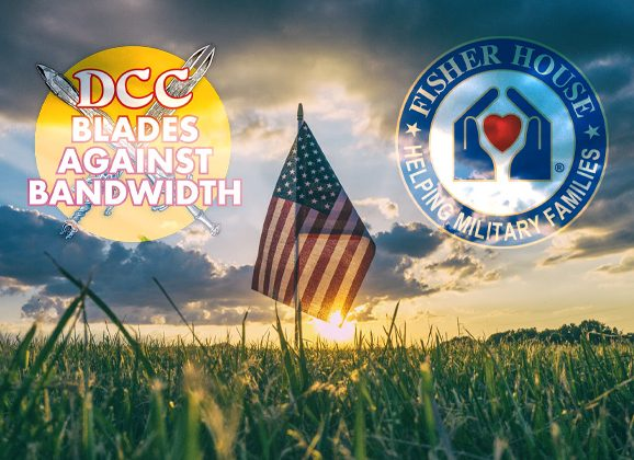 Support Veterans' Charities by Watching Blades Against Bandwidth Tonight
