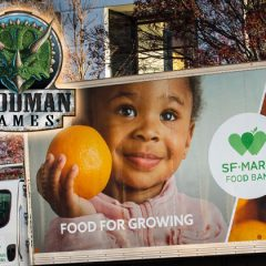 Goodman Games Donates $1,000 to SF-Marin Food Bank