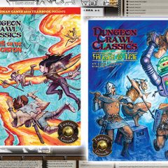Two New DCC Adventures For Sale on Fantasy Grounds!