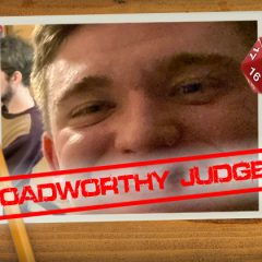Roadworthy: Judge Cole Niblett