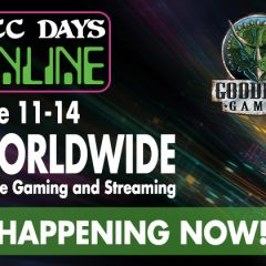DCC Days Online NOW LIVE!