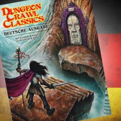 German Edition of DCC RPG Now Available! (…in Germany)