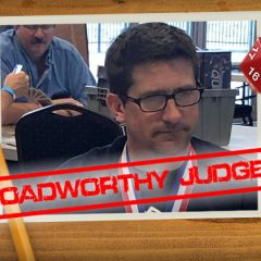 Roadworthy: Judge Lance Hodge