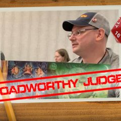 Roadworthy: Judge Jeff Scifert