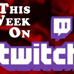 This Week on Twitch – Including Bride of Cyclops Con!
