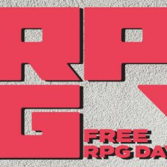 Free RPG Day is Two Weeks From Today!
