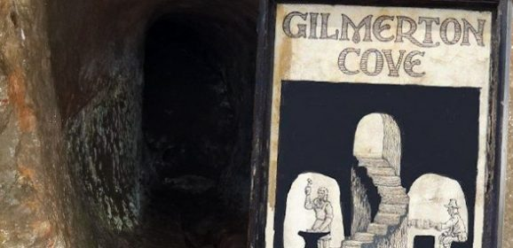 Real Life Adventures: Gilmerton Cove