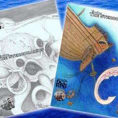New DCC in the Online Store:  Sinking the Stercorarius Funnel and GM Screen