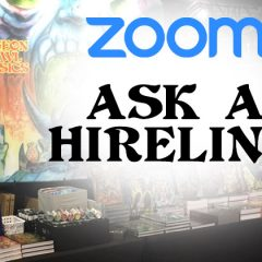 Zoom With a Live Store Hireling Today!