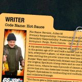 GG JOE PROFILE: HOT SAUCE