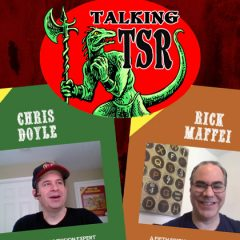 Talking TSR Airs Tomorrow Night!