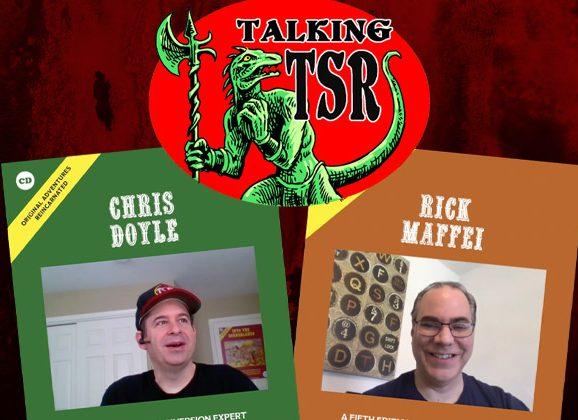 Talking TSR Airs Tonight!
