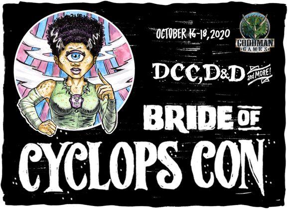 Volunteers Needed for Bride of Cyclops Con!