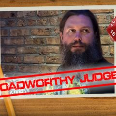 Roadworthy: Judge Tom Colley