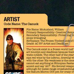 GG JOE PROFILE: THE CANUCK