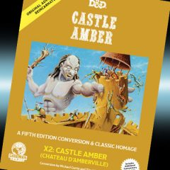 OAR #5: Castle Amber Now Available for Pre-Order!