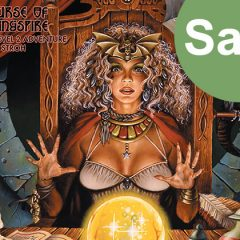 Save 20% On DCC #88.5: Curse of the Kingspire