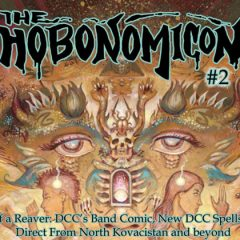 Doug Kovacs' Hobonomicon Zine
