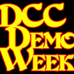 It's DCC Demo Week! Demos Every Day for New Players to Learn to Play!