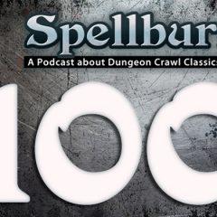 Spellburn #100 Now Live!