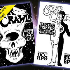 Star Crawl and Electric Friends New In The Online Store!