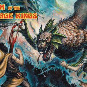 Adventure Tuesday: DCC #66.5: Doom of the Savage Kings