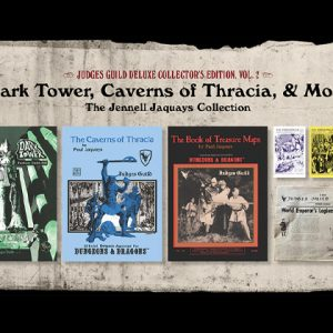 New Kickstarter for Fans of Dark Tower and Other Judges Guild Works!