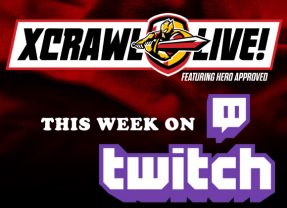 Xcrawl Live Premieres On Twitch This Week